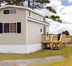 New Point RV Resort cottage
