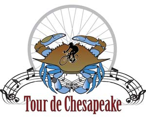 tour de chesapeake logo