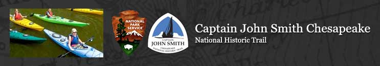 Captain John Smith Chesapeake Trails