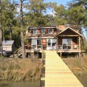 The Log Cabin rental