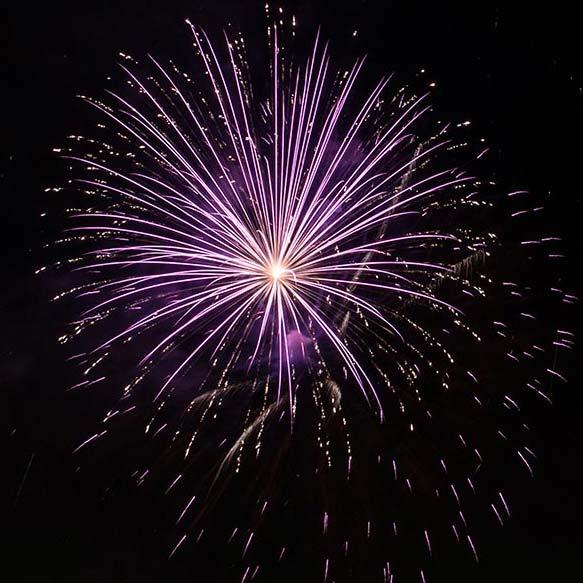 mathews fireworks display 4th of july mathews county visitor center