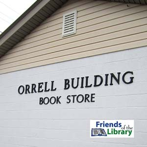Orrell Building book store