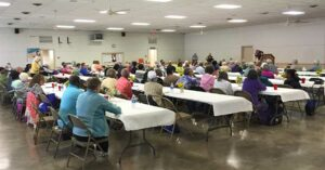 Mathews TRIAD Health Fair