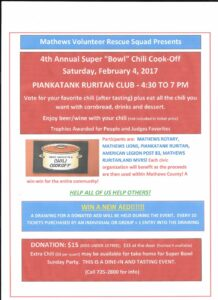 2017 MVRS Chili Cook-Off_flyer
