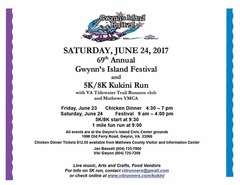 Gwynn's Island Festival