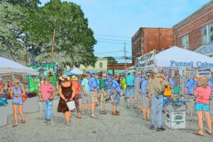 MATHEWS MARKET DAYS