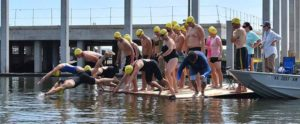 Wharf to Wharf Swim