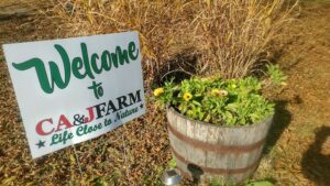 Welcome to CAJ Farm