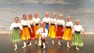 Bayside Youth ballet