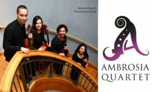 Ambrosia Quartet_FB