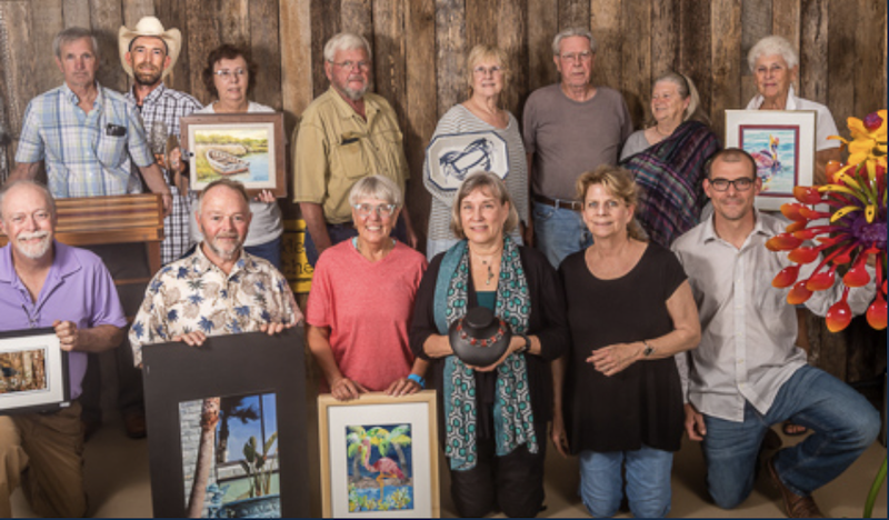 Open Studio Tour Artists