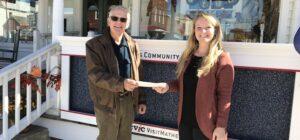 Mathews Community Foundation Awards Grant to Mathews Visitor Center